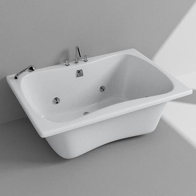 3ds max bath