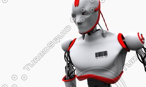 max i-robot humanoid