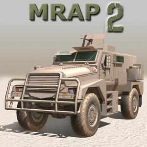 apc 2 3d max