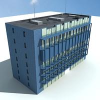 3D Building 47