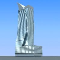 3D Building 84