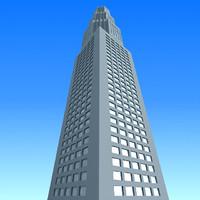 3D Building 89