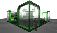 Agriculture Exhibition Booth 3