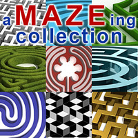 aMAZEing collection
