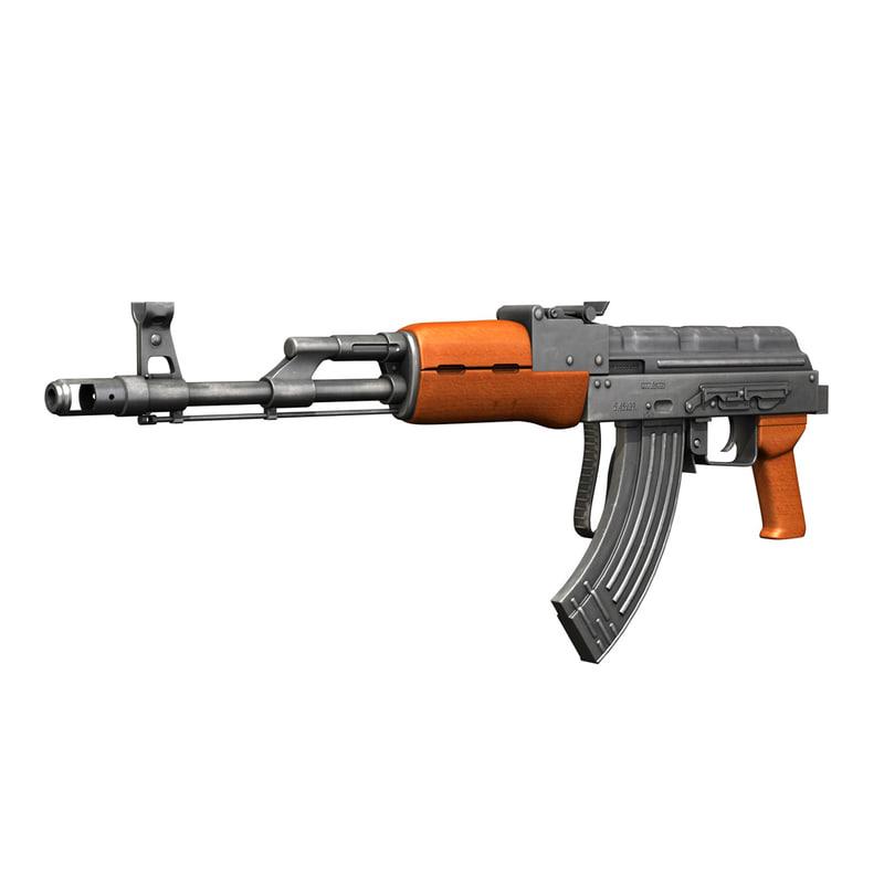 Kalashnikov AK-74 Assault rifle
