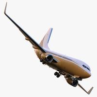 boeing 737-700 3d model