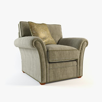 Armchair stickley 6