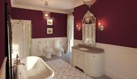 Modern Bathroom Townhouse