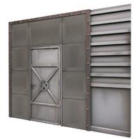 Blast Door
