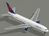Boeing 767-300 ER Delta