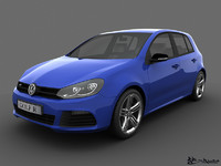 Volkswagen Golf R 5doors 2010