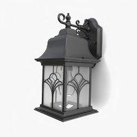 Outdoor wall lantern 02