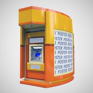 Atm - cash machine