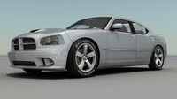 Dodge-Charger-SRT8
