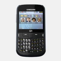 samsung chat 335 mobile phone obj