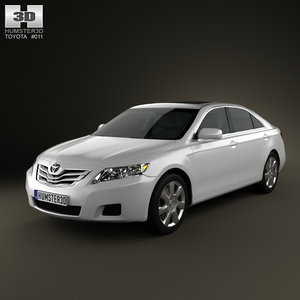 3ds toyota camry