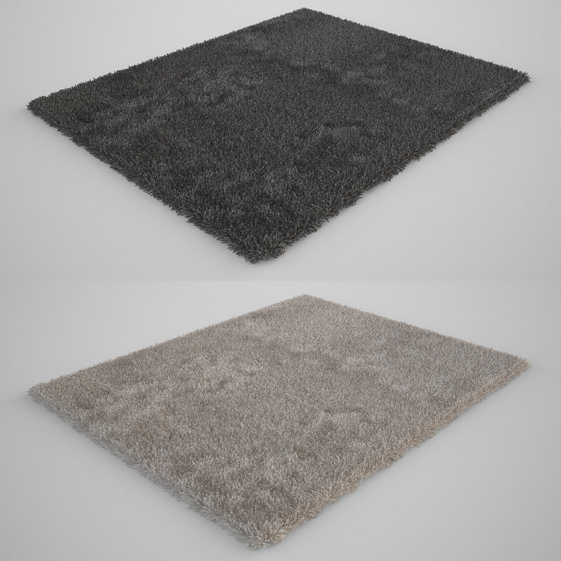 Fur Carpet 3d Model Free Carpet Vidalondon