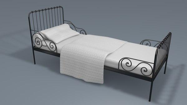 Minnen Bed