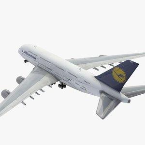 A380 Lufthansa XSI
