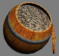 Rye Barrel
