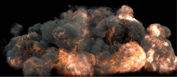 Explosion 3D Models for Download   TurboSquid