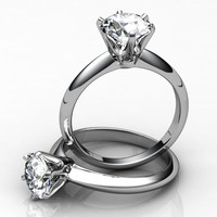 2 Engagement rings