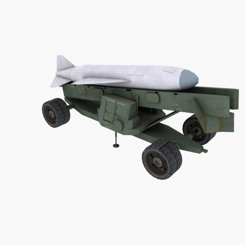 silkworm missile launcher 3ds