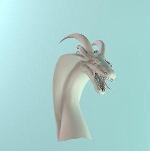 dragon head max