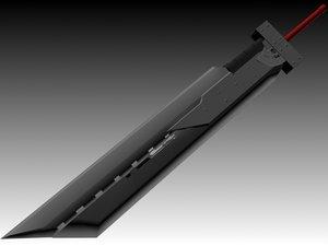 cloud tsurugi fusion blade 3ds