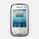 Samsung Champ Neo Duos C3262 3D models