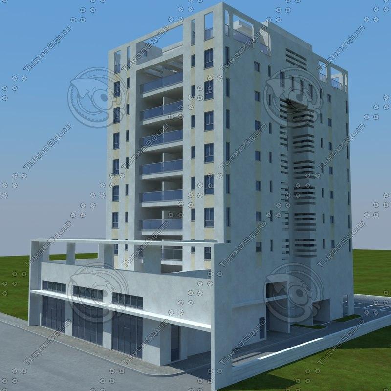 buildings 8 1 obj