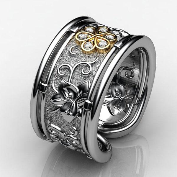 3d model ring cr