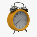 Alarm Clock 3D models