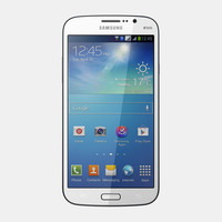 3d samsung galaxy mega 5 model