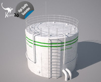 Bio Ethanol Tank