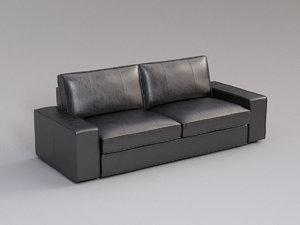 kivik furniture sofa 3d max