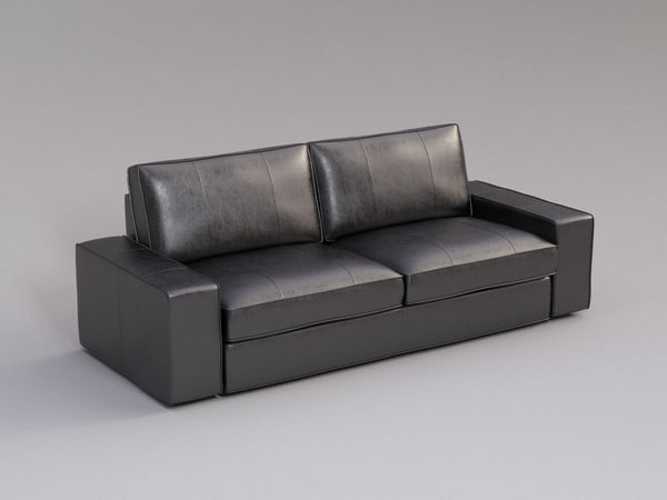 kivik furniture sofa 3d max