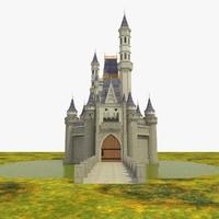 castle building x
