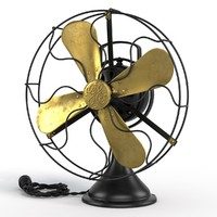 Fan Retro GE