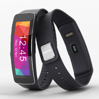 samsung galaxy gear fit 3d obj