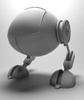 Robot Two Leg