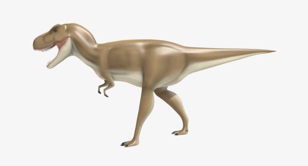 tyrannosaurus t-rex 3d model