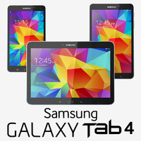 Samsung Galaxy Tab 4 Collection
