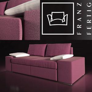3d franz fertig sofa