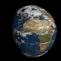 blend earth world
