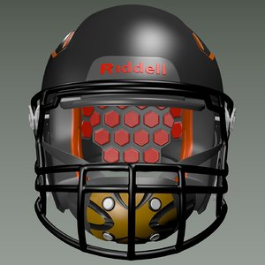 Riddell-360 Football helmet