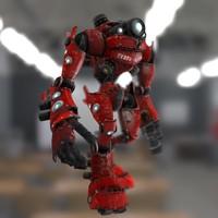 Robot MR-V01