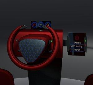 commuter concept car blend