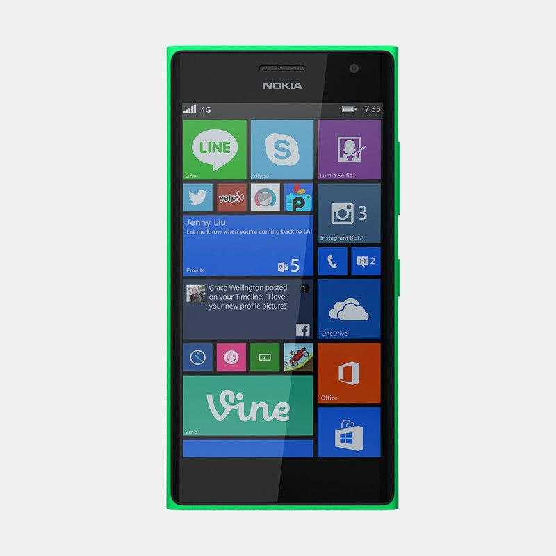 nokia lumia 735 mobile phone max