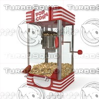 Small Popcorn machine